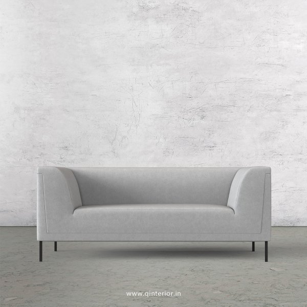 LUXURA 2 Seater Sofa in Velvet Fabric - SFA017 VL06