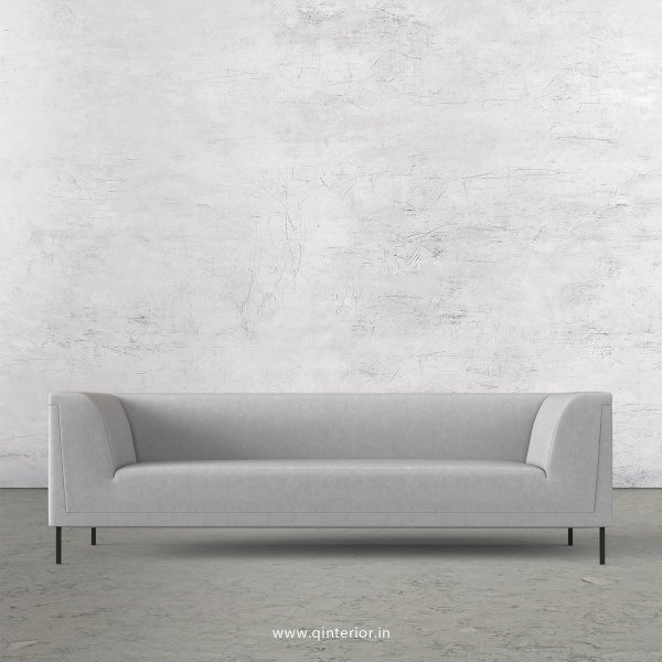 LUXURA 3 Seater Sofa in Velvet Fabric - SFA017 VL06