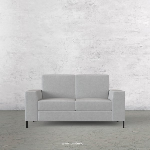 Viva 2 Seater Sofa in Velvet Fabric - SFA015 VL06