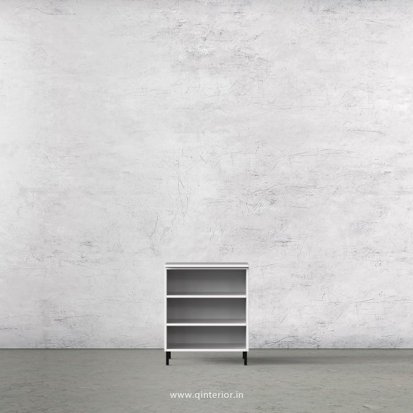 Stable Shoe Rack in White Finish – SRK002 C4