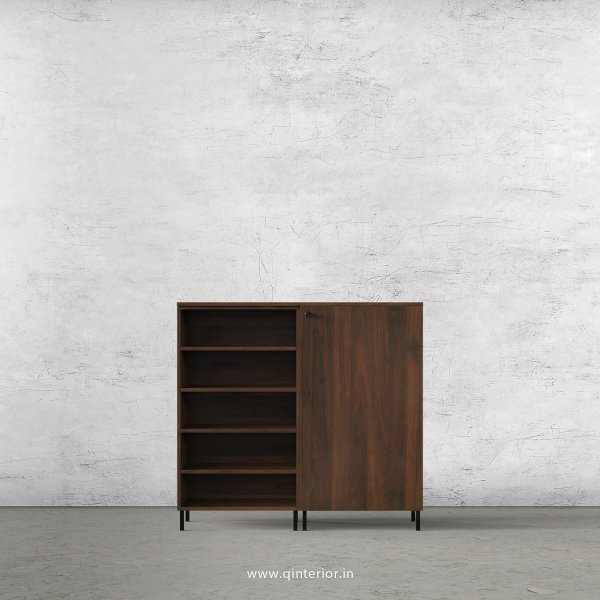 Stable Shoe Rack in Walnut Finish – SRK019 C1