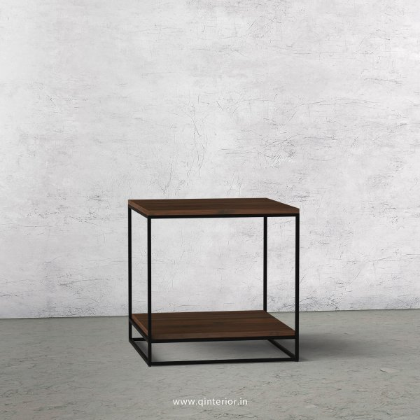 Royal Side Table with Walnut Finish - RST002 C1