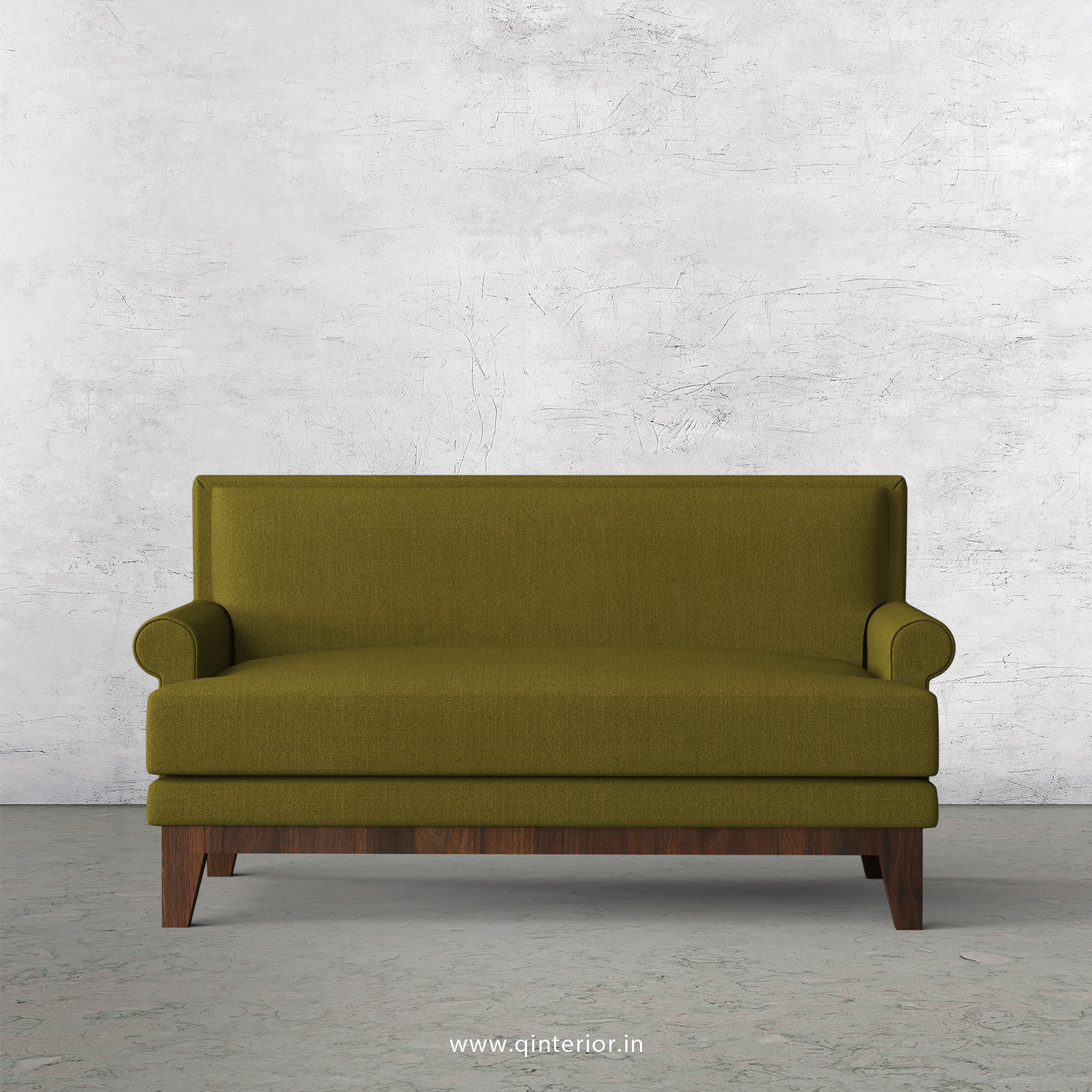 Aviana 2 Seater Sofa in Bargello Fabric - SFA001 BG03