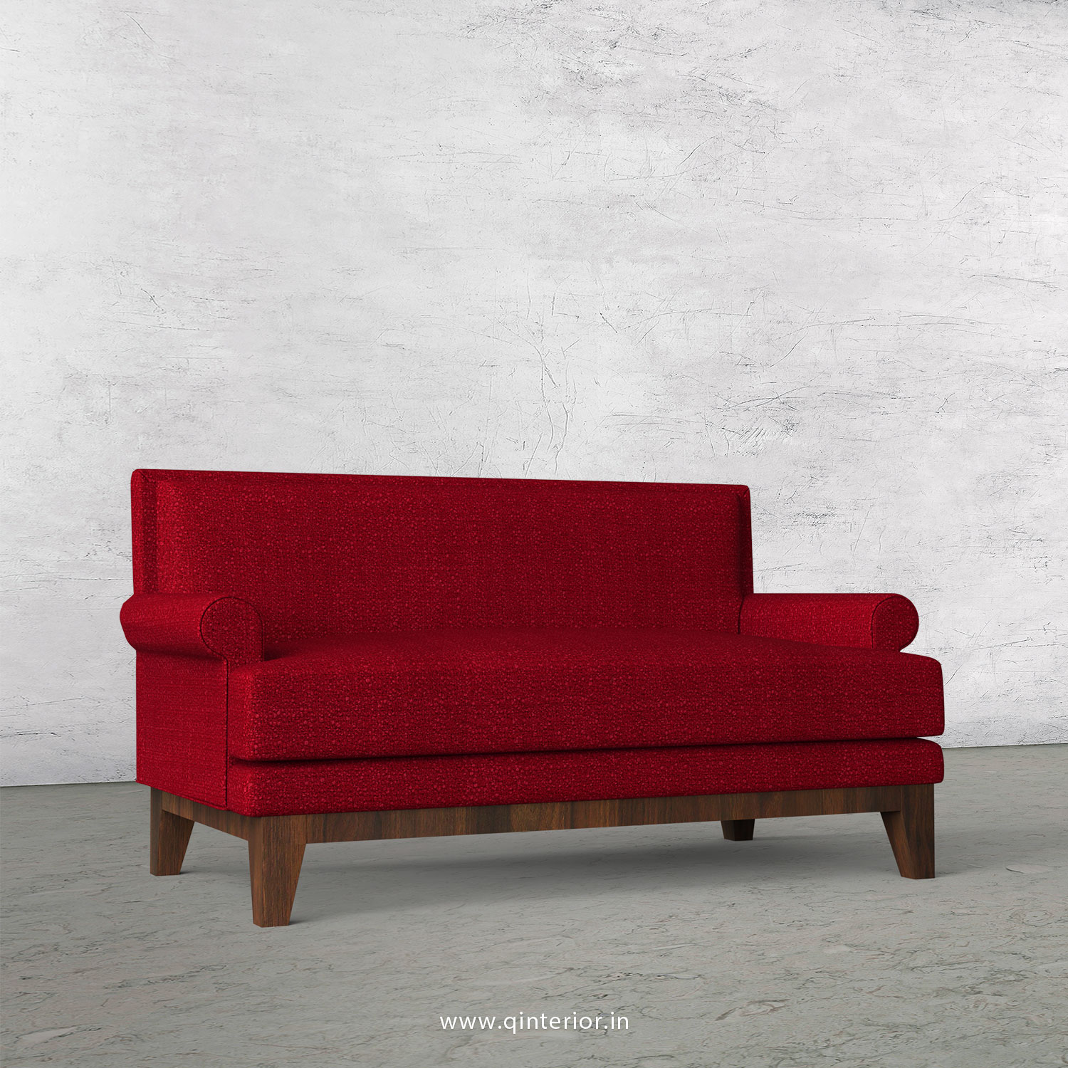 Aviana 2 Seater Sofa in Bargello Fabric - SFA001 BG08