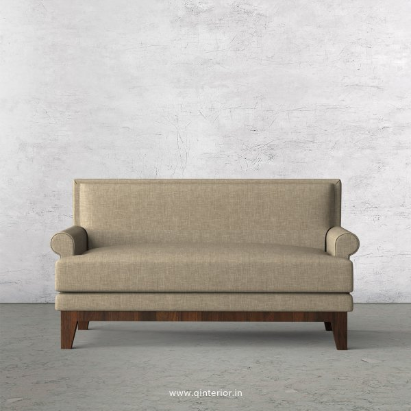 Aviana 2 Seater Sofa in Cotton Plain - SFA001 CP01
