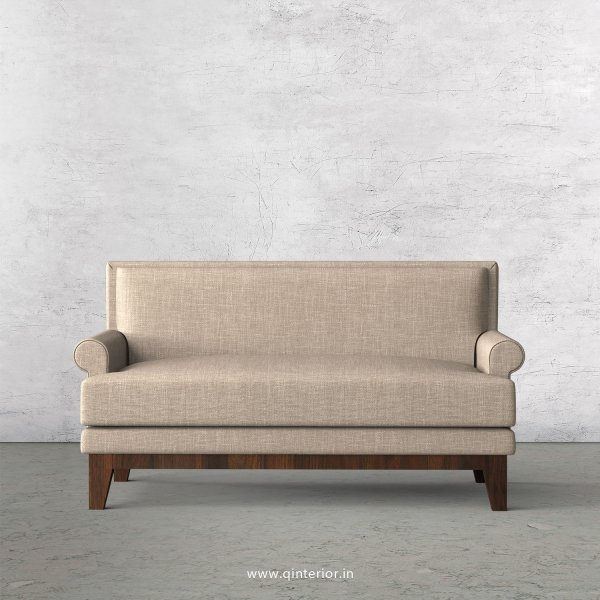 Aviana 2 Seater Sofa in Cotton Plain - SFA001 CP02