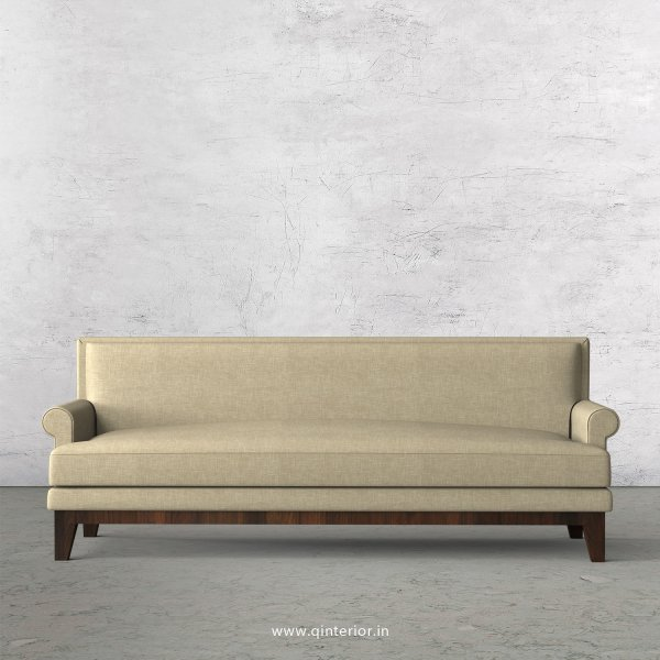 Aviana 3 Seater Sofa in Cotton Plain - SFA001 CP05