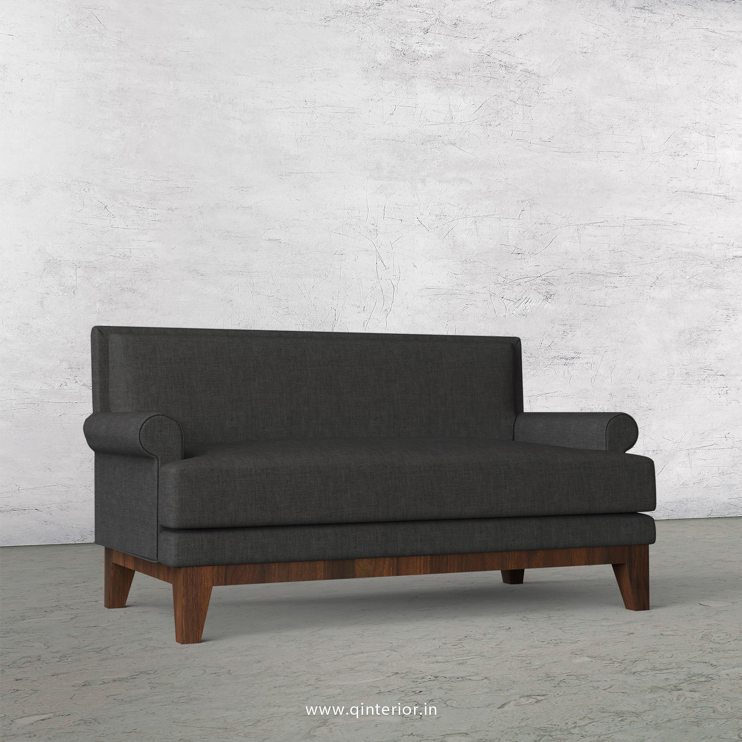 Aviana 2 Seater Sofa in Cotton Plain - SFA001 CP09