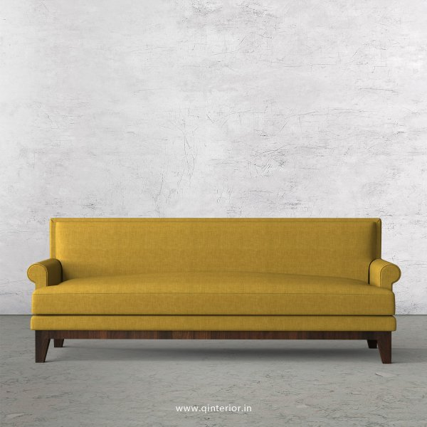 Aviana 3 Seater Sofa in Cotton Plain - SFA001 CP19