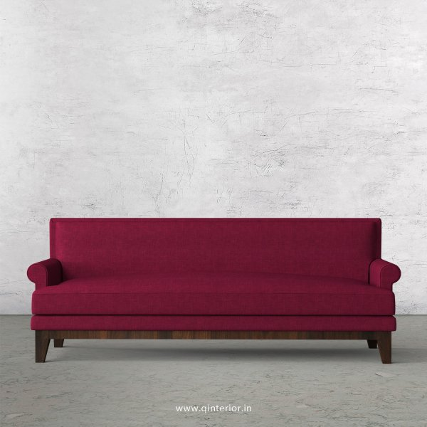 Aviana 3 Seater Sofa in Cotton Plain - SFA001 CP25