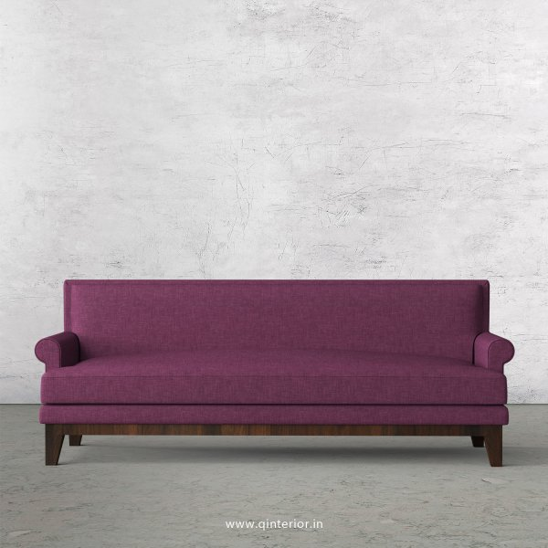 Aviana 3 Seater Sofa in Cotton Plain - SFA001 CP26