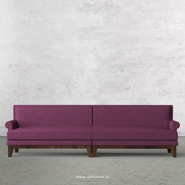 Aviana 4 Seater Sofa in Cotton Plain - SFA001 CP26