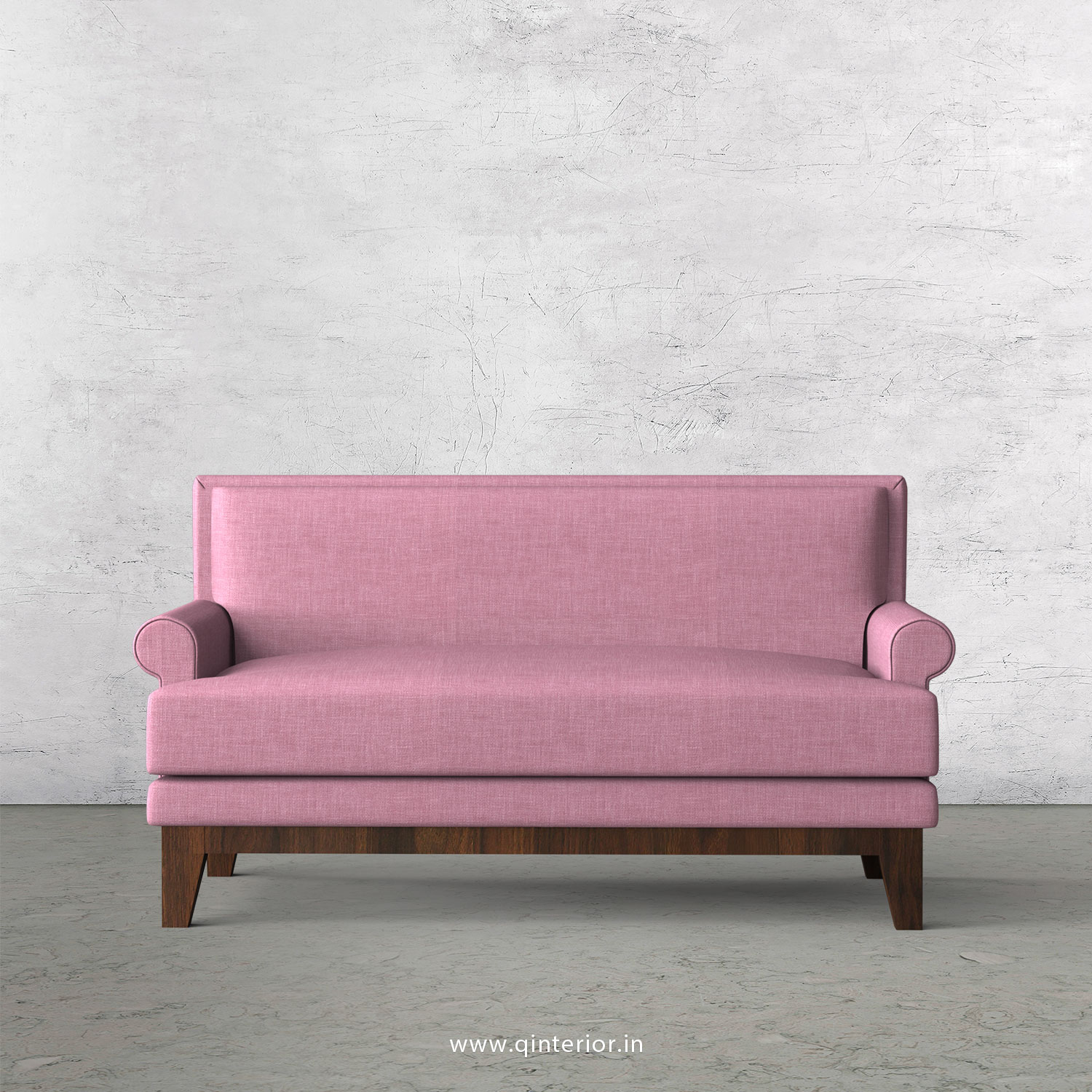 Aviana 2 Seater Sofa in Cotton Plain - SFA001 CP27