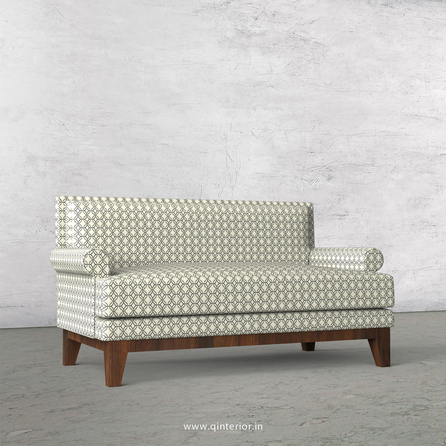 Aviana 2 Seater Sofa in Jacquard - SFA001 JQ03