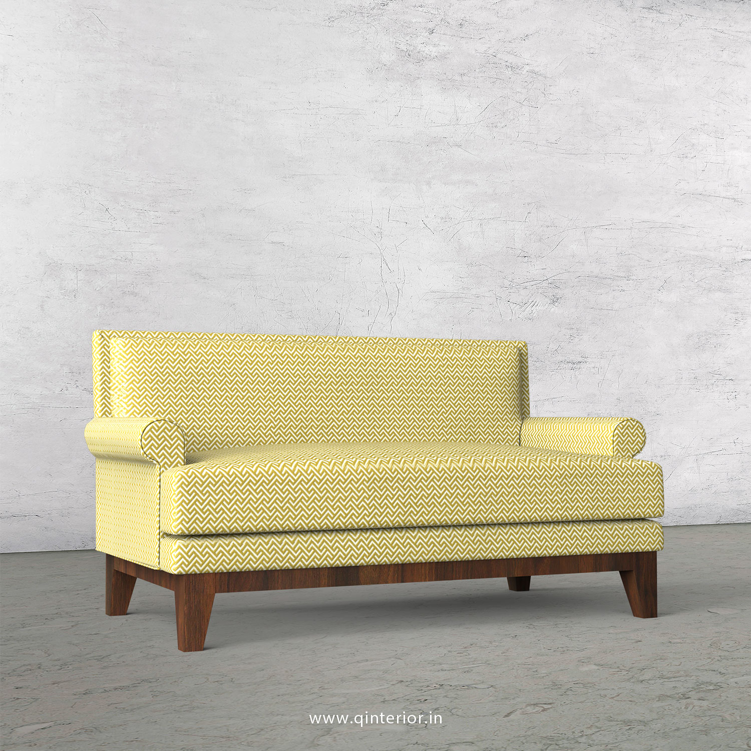 Aviana 2 Seater Sofa in Jacquard - SFA001 JQ06