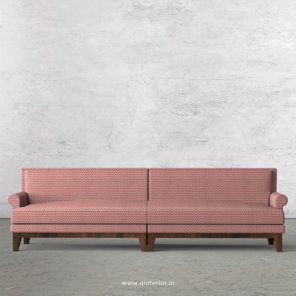 Aviana 4 Seater Sofa in Jacquard - SFA001 JQ014