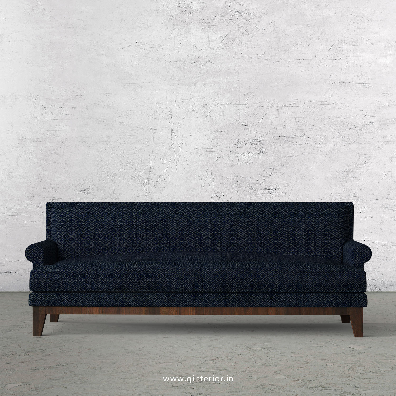 Aviana 3 Seater Sofa in Jacquard - SFA001 JQ20
