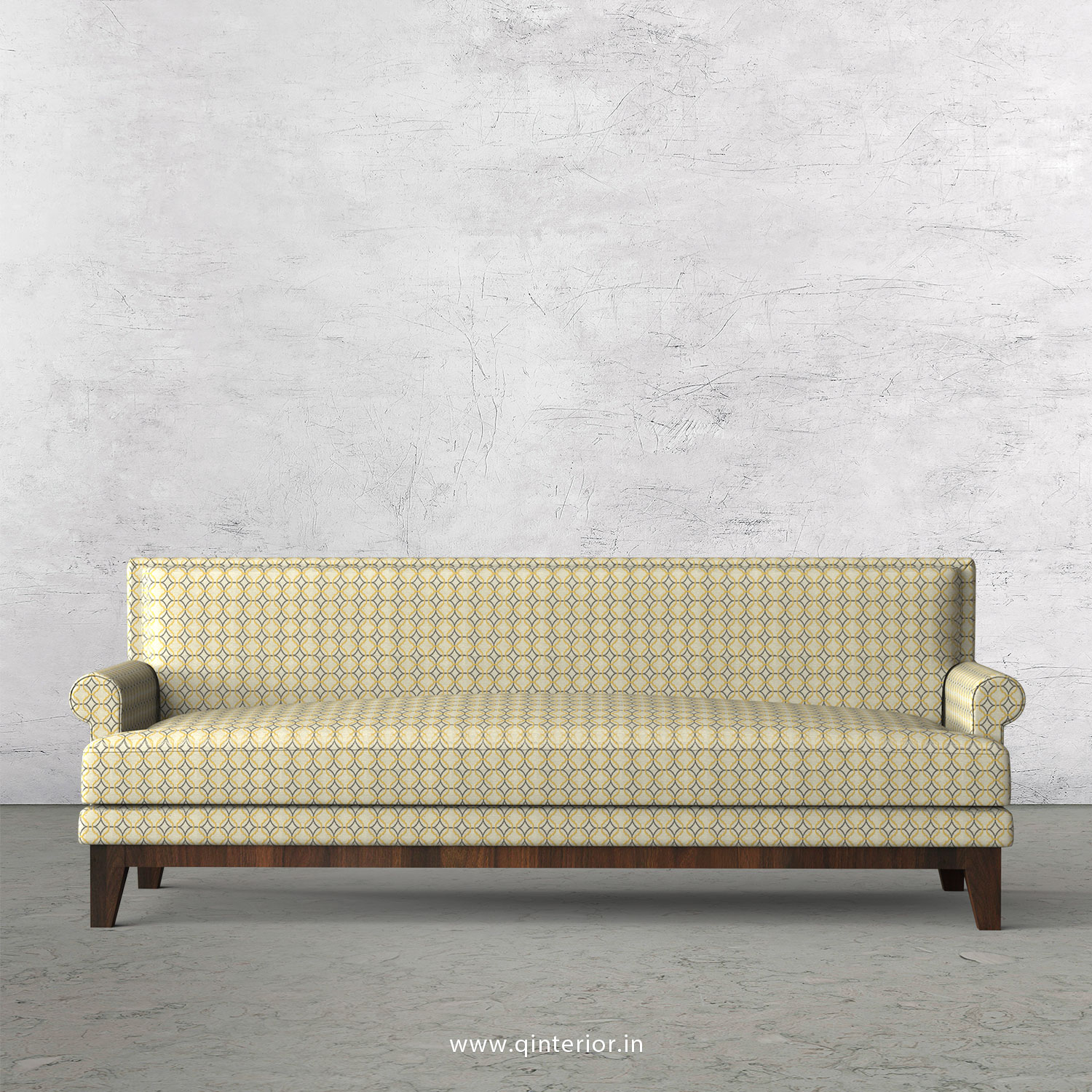 Aviana 3 Seater Sofa in Jacquard - SFA001 JQ30