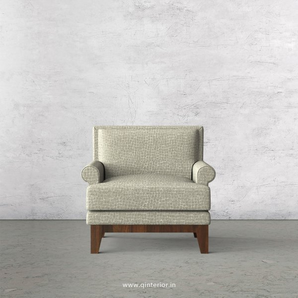 Aviana 1 Seater Sofa in Jacquard - SFA001 JQ31