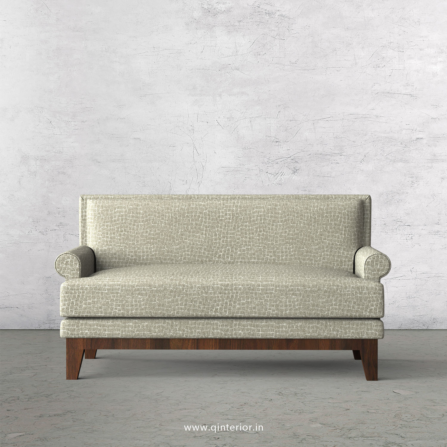 Aviana 2 Seater Sofa in Jacquard - SFA001 JQ31