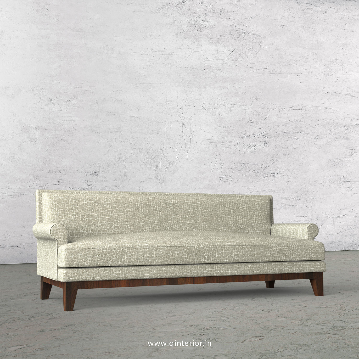 Aviana 3 Seater Sofa in Jacquard - SFA001 JQ31