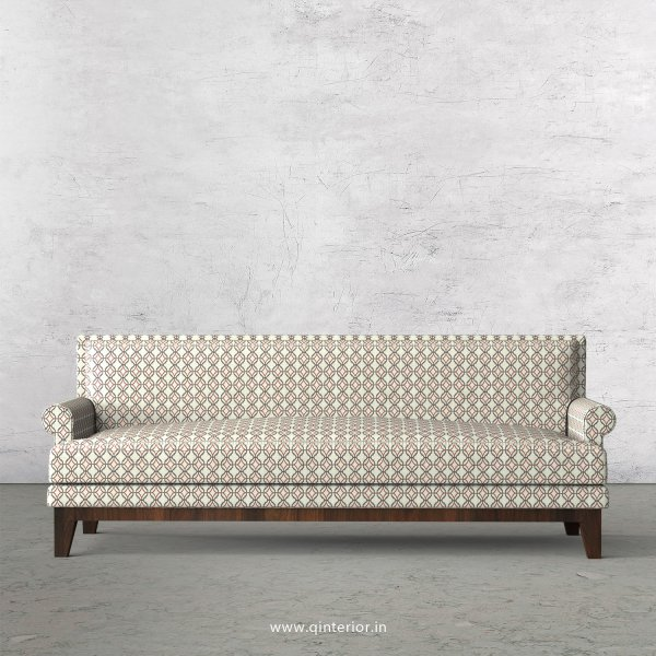 Aviana 3 Seater Sofa in Jacquard - SFA001 JQ34