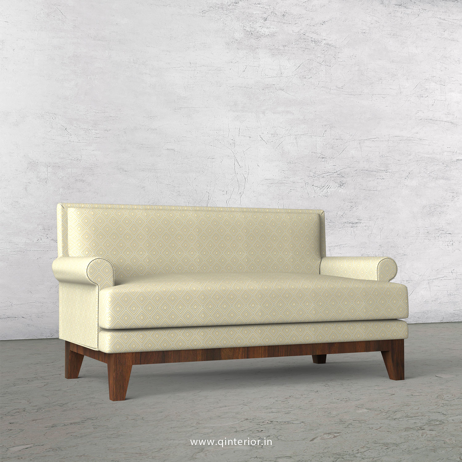 Aviana 2 Seater Sofa in Jacquard - SFA001 JQ35