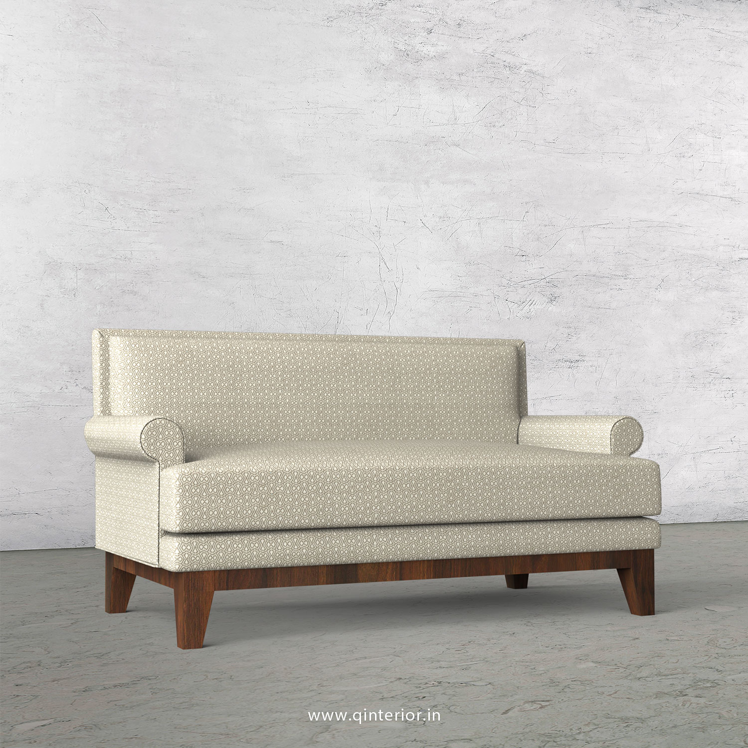 Aviana 2 Seater Sofa in Jacquard - SFA001 JQ37