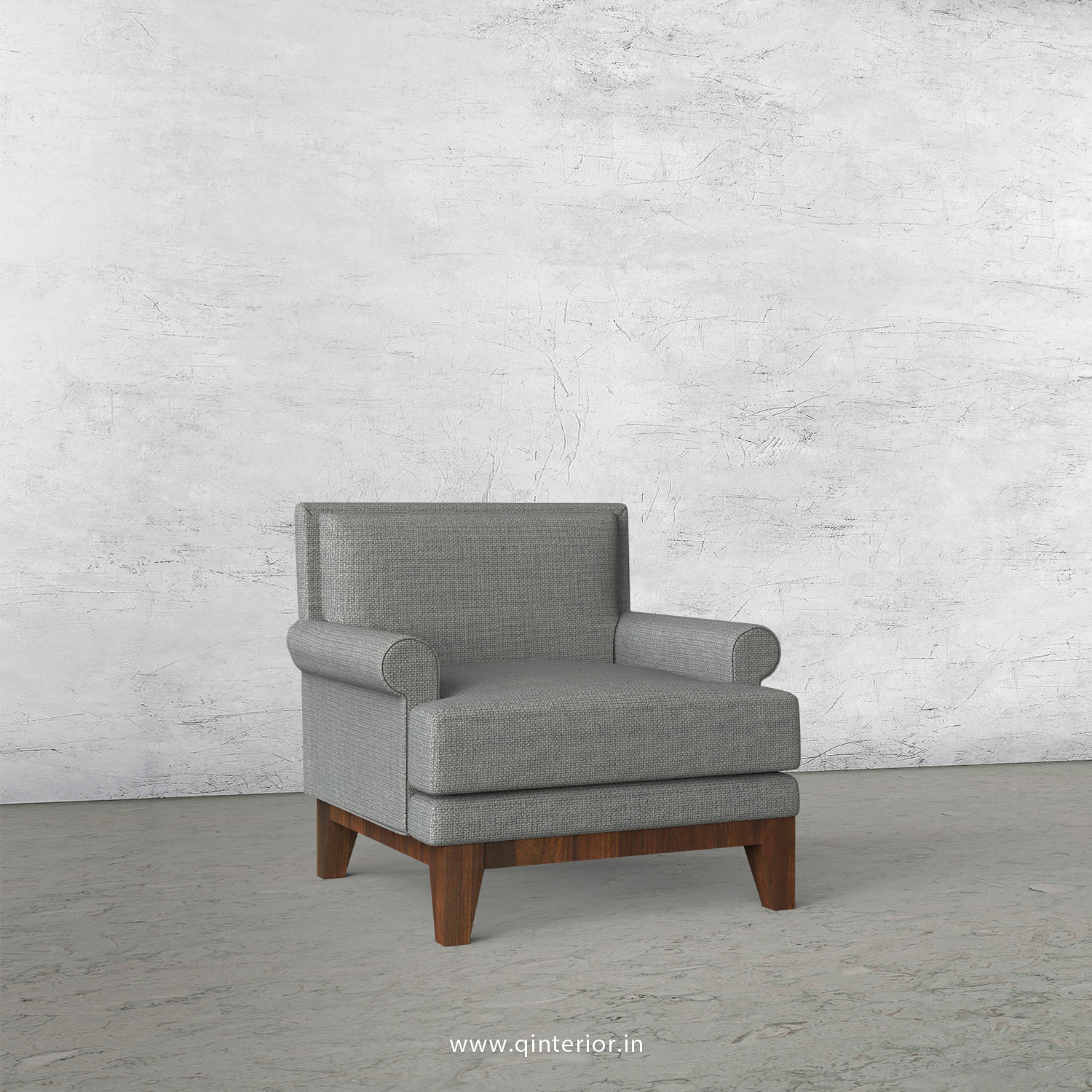 Aviana 1 Seater Sofa in Marvello - SFA001 MV03