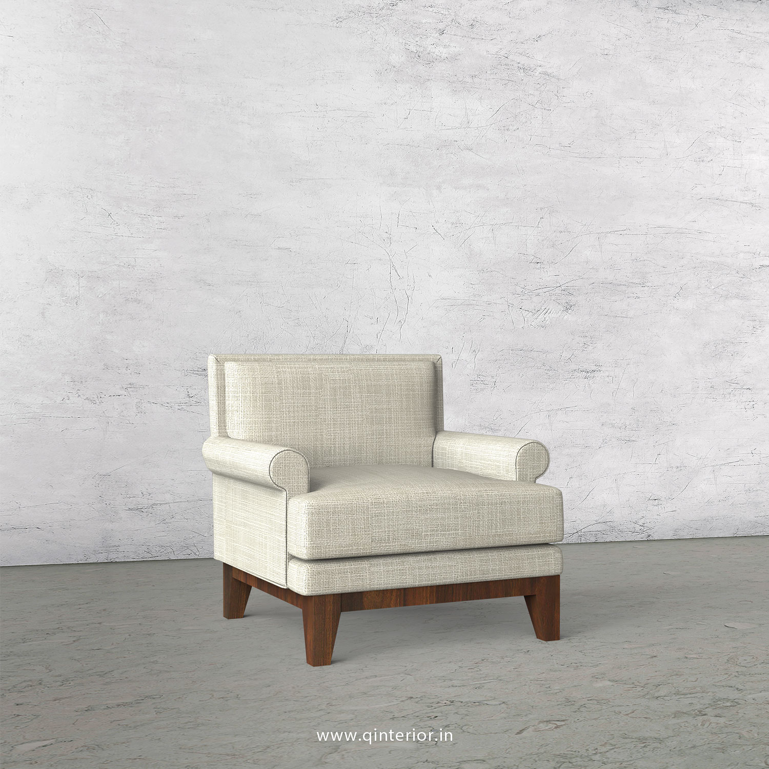 Aviana 1 Seater Sofa in Marvello - SFA001 MV05