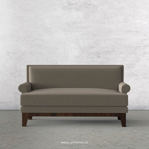 Aviana 2 Seater Sofa in Velvet Fabric - SFA001 VL12