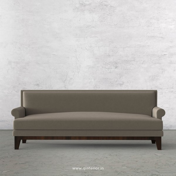 Aviana 3 Seater Sofa in Velvet Fabric - SFA001 VL12