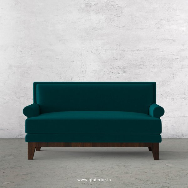 Aviana 2 Seater Sofa in Velvet Fabric - SFA001 VL13