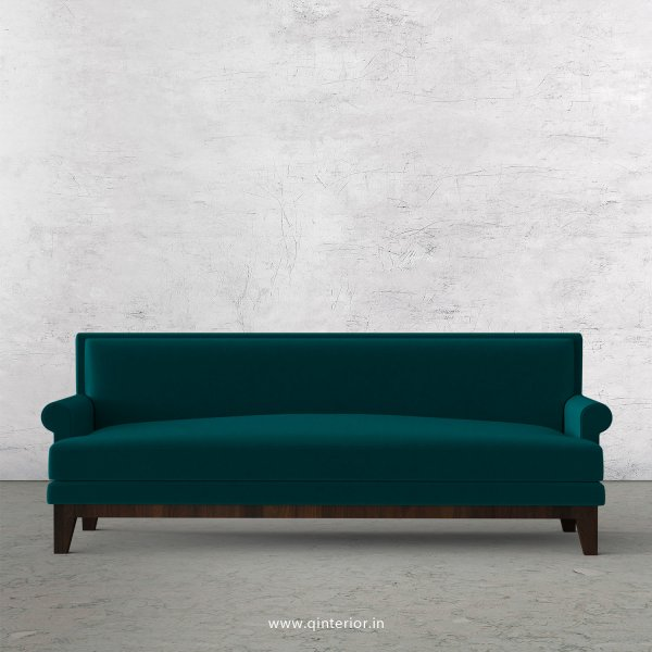Aviana 3 Seater Sofa in Velvet Fabric - SFA001 VL13