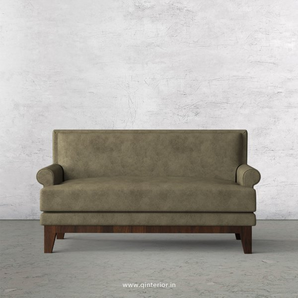 Aviana 2 Seater Sofa in Fab Leather Fabric - SFA001 FL03
