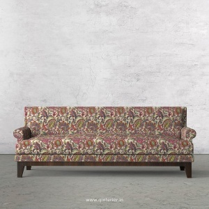 Aviana 3 Seater Sofa in Bargello Fabric - SFA001 BG06