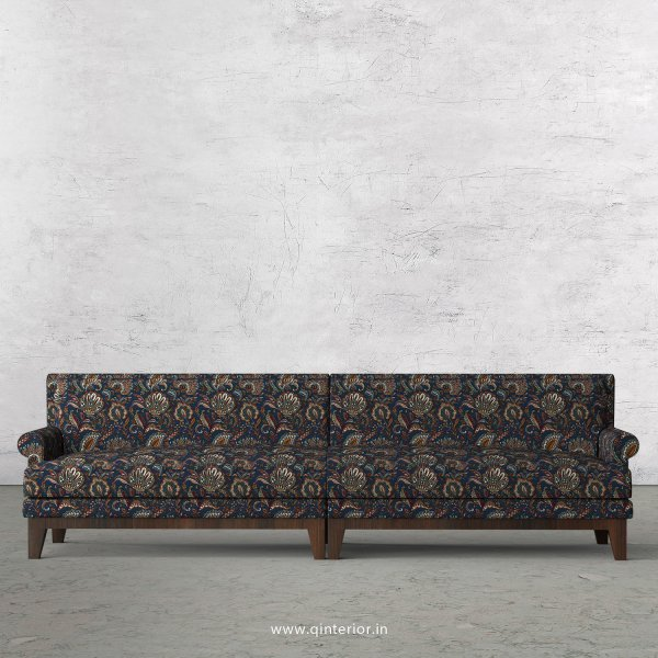 Aviana 4 Seater Sofa in Bargello Fabric - SFA001 BG01