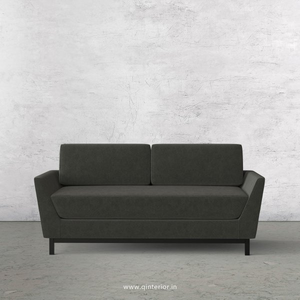 Blitz 2 Seater Sofa in Velvet Fabric - SFA002 VL07
