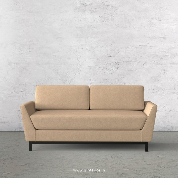 Blitz 2 Seater Sofa in Velvet Fabric - SFA002 VL16