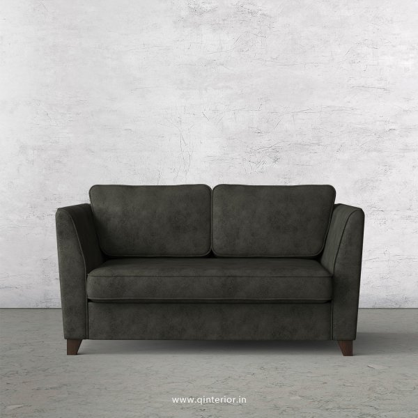 Kingstone 2 Seater Sofa in Fab Leather Fabric - SFA004 FL07