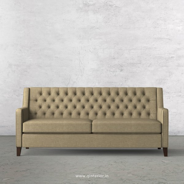 ELIGENCE 3 Seater Sofa in Cotton Fabric - SFA011 CP01