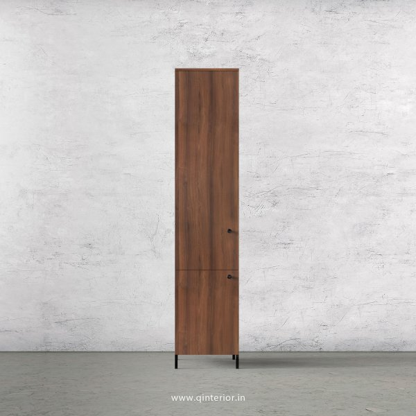 Stable 1 Door Wardrobe in Teak Finish – SWRD005 C3