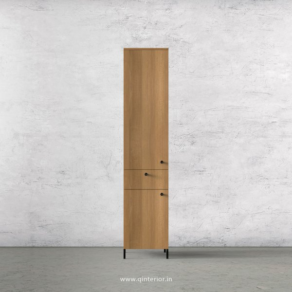 Stable 1 Door Wardrobe in Oak Finish – SWRD010 C2