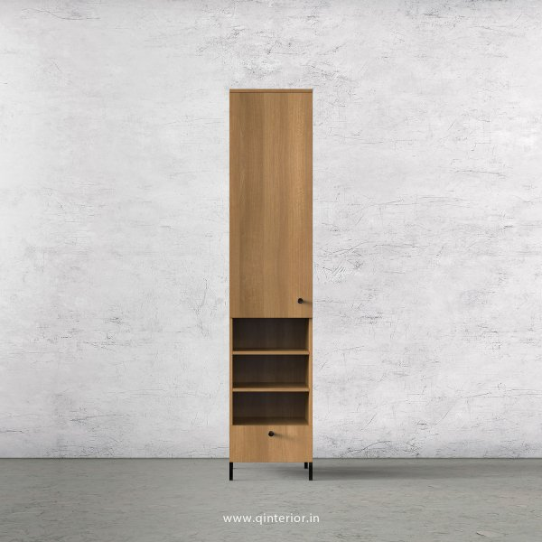 Stable 1 Door Wardrobe in Oak Finish – SWRD012 C2
