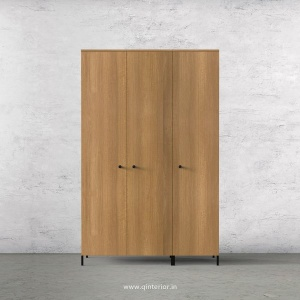 Stable 3 Door Wardrobe in Oak Finish – TWRD001 C2