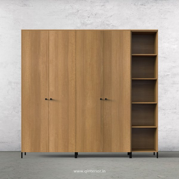 Stable 5 Door Wardrobe in Oak Finish – WRD012 C2