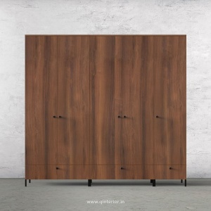 Stable 5 Door Wardrobe in Teak Finish – WRD002 C3