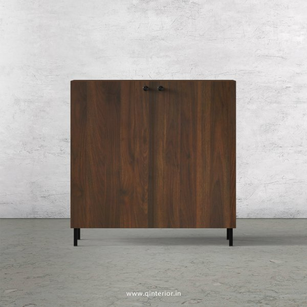 Stable Washbasin Cabinet in Walnut Finish – WBC002 C1