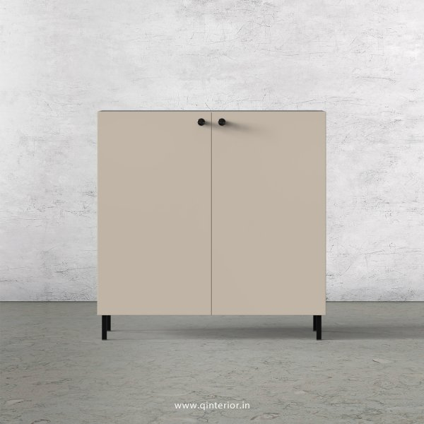 Lambent  Washbasin Cabinet in White and Irish Cream Finish – WBC002 C88