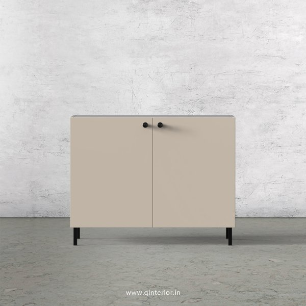 Lambent Washbasin Cabinet in White and Irish Cream Finish – WBC001 C88